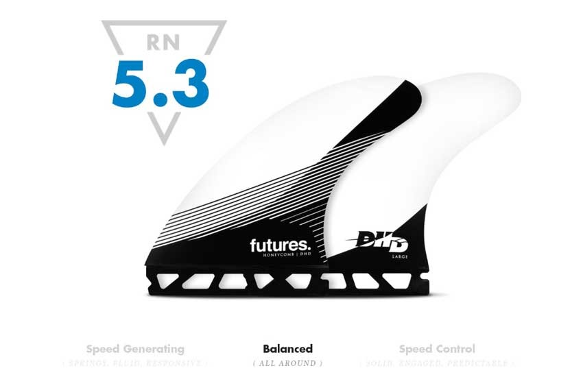 Futures DHD Honeycomb Thruster