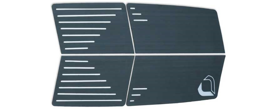 Ben Wilson Striped deckpad middle front