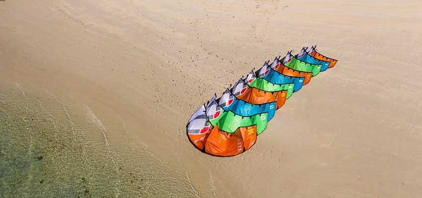 Ozone Enduro V3 2021 Kite