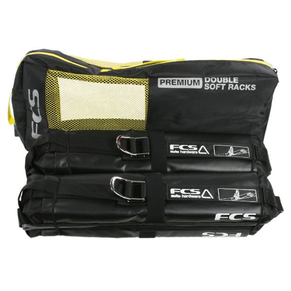 FCS Soft Racks Premium Double