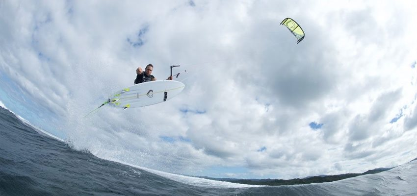 BWS AE2 Surf Kite