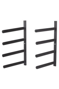 Quad Surfboard Storage Rack Muurrek