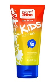 SPF 50 Clear Gel KIDS 50ml Zonnebrand