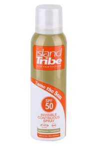 SPF 50 Clear Gel Spray 125ml