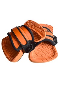 Feather Lite pads & straps set
