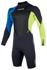 Star 3/2 Longarm Shorty back-zip wetsuit