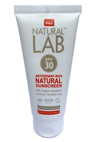 SPF 30 Natural Lab 100ml Zonnebrand