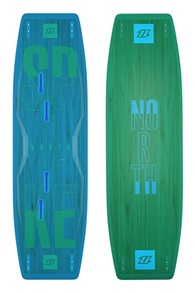 Spike 2018 Kiteboard