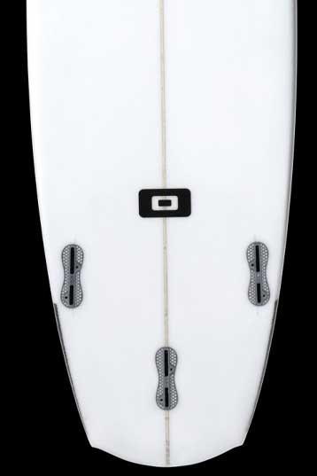 Core Kiteboarding - 720 Surfboard