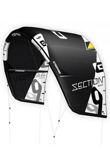 Core Kiteboarding - Section 2 Kite