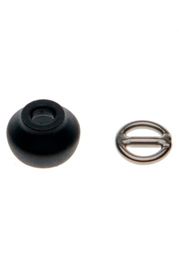 Duotone Kiteboarding - Iron Heart Stopper Ball with Metal Ring (Click Bar)