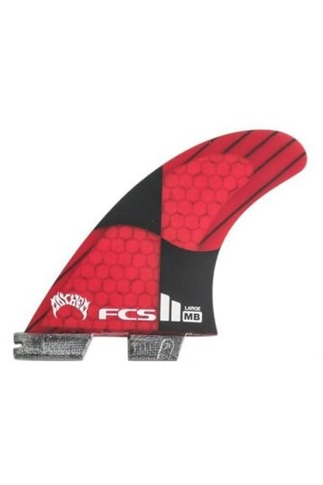FCS - FCSII MB PC Carbon Tri-Quad Vinnen