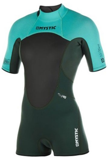Mystic - Brand 3/2 Flatlock 2019 Women Shorty