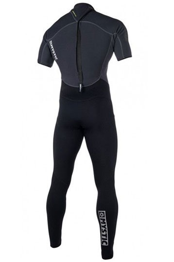 Mystic - Brand Shortarm 3/2mm Backzip Wetsuit