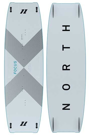North - Focus Carbon 2020 Kiteboard
