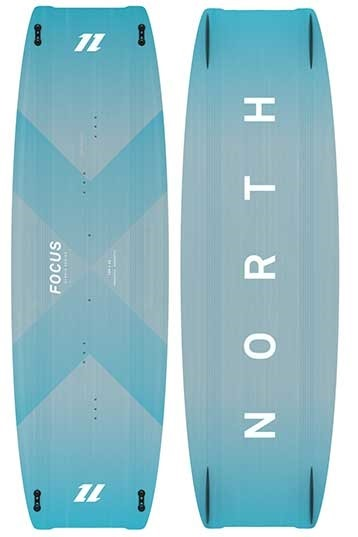 North - Focus Hybrid 2020 Kiteboard
