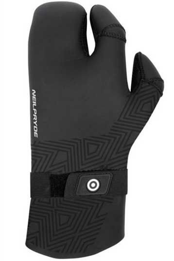 NP Surf - Armorskin 3-Finger Mitt 5mm