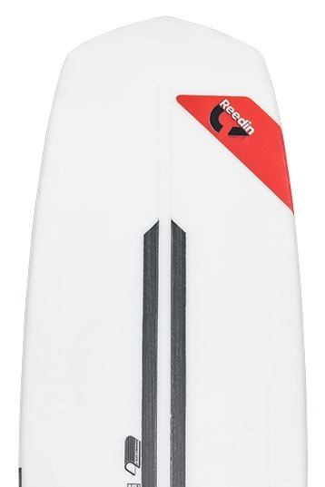 Reedin Kiteboarding - No Brainer Kiteboard