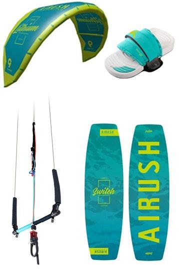 Kite Review Airush Lithium 2016