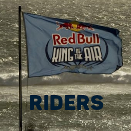 Red Bull King of the Air 2021: Full Riders List