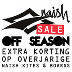 Naish Off-Season Sale
