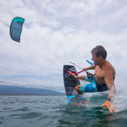 Kitesurf Tricks voor beginners
