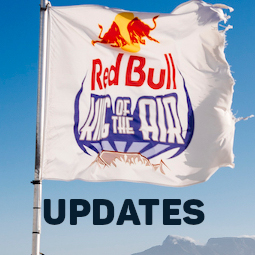 Red Bull King of the Air 2021: Updates en Entry Videos