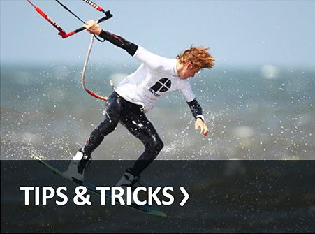 Tips & Tricks Kitemana